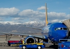 @SouthwestAirlines has a great view over their planes.